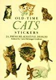 Stickers-Old-Time Cats, , 0486266605