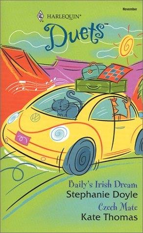 book cover of Baily\'s Irish Dream / Czech Mate