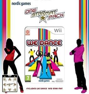 We Dance Bundle + Alfombrilla