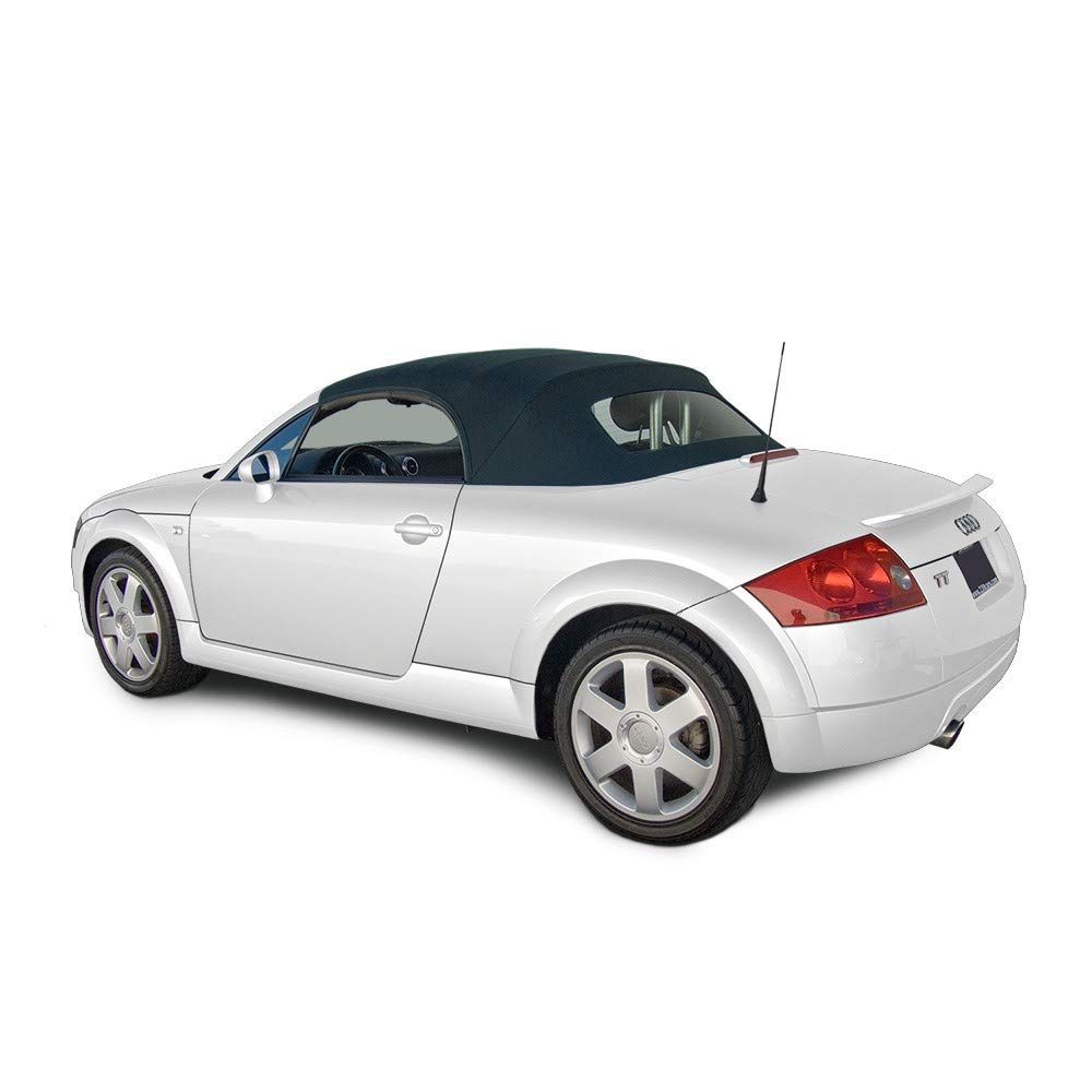Amazoncom Audi Tt Convertible Top With Defroster Glass Window 2000