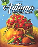 Autumn Coloring Book
