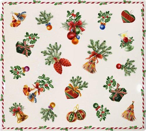 Gien Joyeux Noel - Bandeja para Servir: Amazon.es: Juguetes y juegos