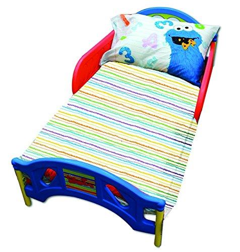 Sesame Street 2 Piece Toddler Sheet