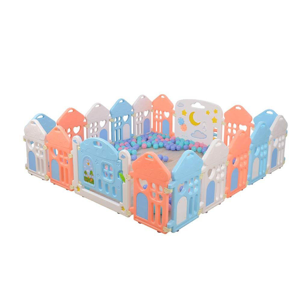 王様 ガードレール 子供の遊びの塀の家の子供の安全塀の屋内幼児の塀   B07V9N9X7V