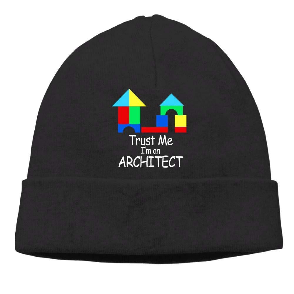 Trust Me Im an Architect 5 Beanie Hat Knit Cap for Mens