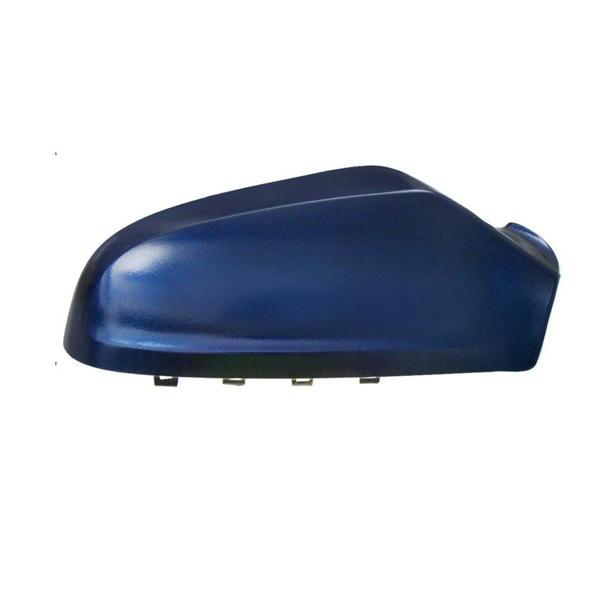 blau camellia F/ür Opel Astra HN S 63U Beifahrer lackiert T/ürspiegel Abdeckung GBH