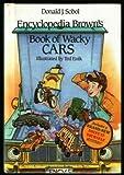 Encyclopedia Brown's Book of Wacky Cars, Donald J. Sobol, 0688062229