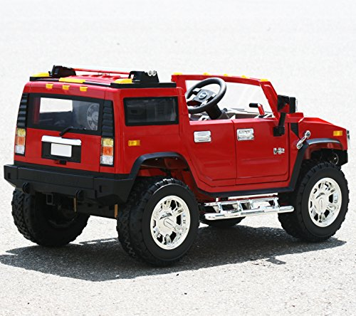 Remote Control Hummer With Lights Amazon