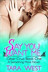 Say You Want Me: Cesar Cruz: Book One (Something More 5)