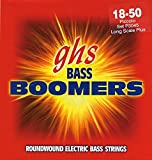 GHS Bass Boomers P3045 Bass Guitar Strings Piccolo 18-50 Long Scale Plus