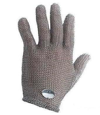 Amazon Com Stainless Steel Mesh Hand Glove Cut