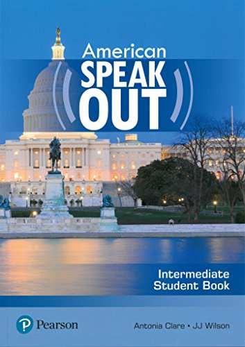 American Speakout, Intermediate, Student Book with DVD/ROM and MP3 Audio CD