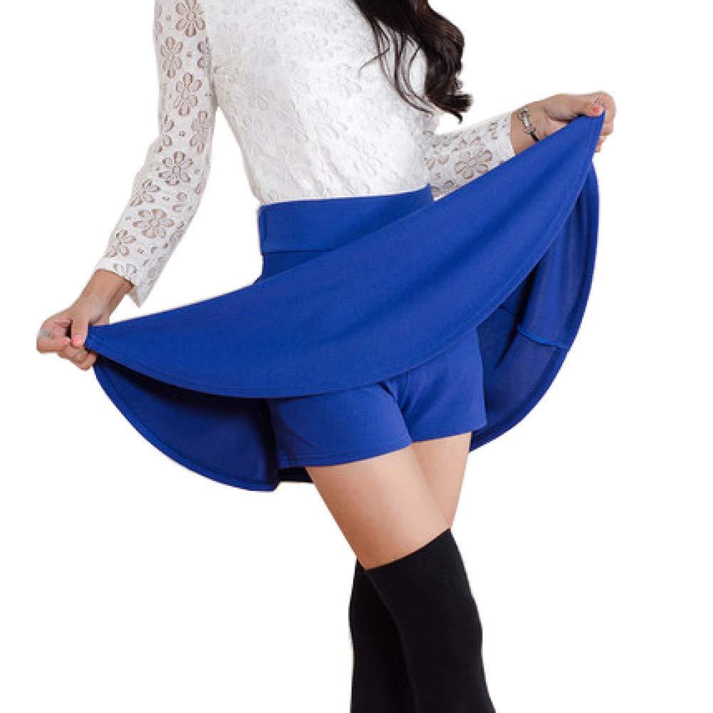 FSDFASS Faldas Estilo de Verano Falda para niña Faldas Coreanas ...