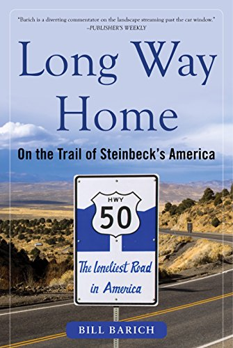 Long Way Home: On the Trail of Steinbeck's - Mall Moine Des