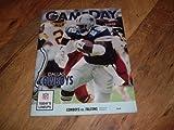 img - for Dallas Cowboys Gameday Program-Emmitt Smith cover, Dallas Cowboys vs. Atlanta Falcons, August 23, 1991 program-Texas Stadium. book / textbook / text book