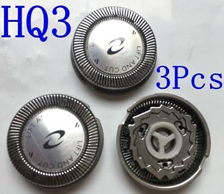 gizmomix HQ56 HQ55 HQ4 HQ3 cabezales de repuesto precisión doble ...