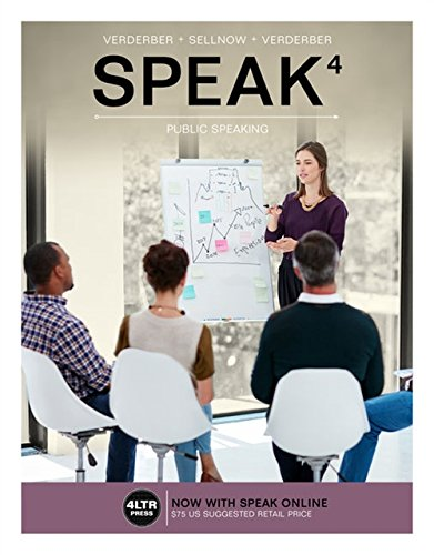 SPEAK (with SPEAK Online, 1 term (6 months) Printed Access Card) (MindTap Course List)
