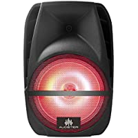 AUDSTER AUD-R315 PROFESSIONAL Rechargeable 15 Inch 2500W Speaker with LED Lights & Karaoke Feature!