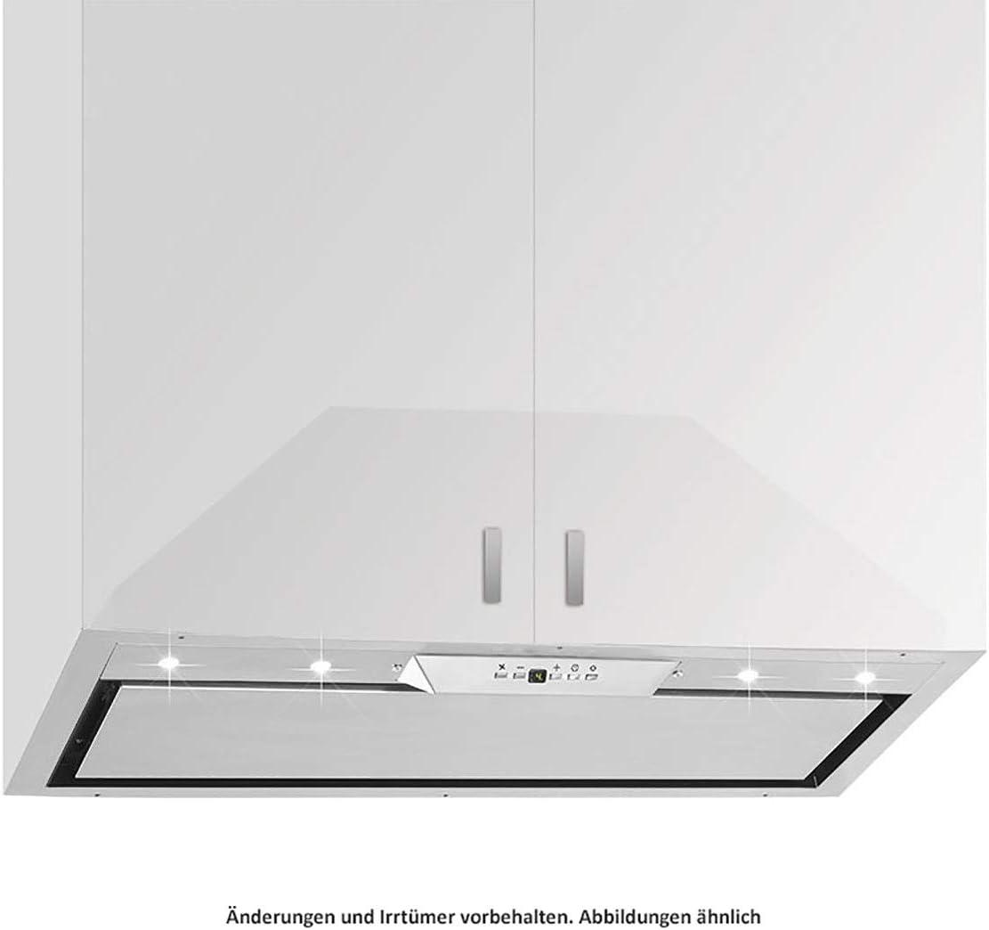Silverline Astec Deluxe ASL 610 E - Ventilador de pared (acero inoxidable, 53 cm): Amazon.es: Grandes electrodomésticos