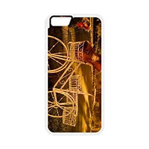 """YCHZH Phone case Of Golden Retro Cover Case For iPhone 6 (4.7"""")"""