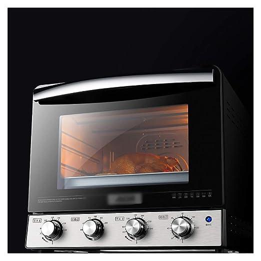 Cocina Horno-2000W (Negro) Mini Horno Parrilla eléctrica, hornos ...