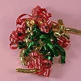 Christmas Curling Ribbon Bows