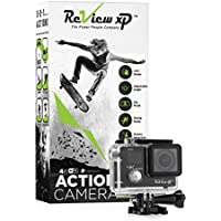 Review XP C600 Action Camera 4K 16MP Ultra HD Sports...