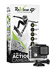 Review XP® Presents You with The Best Wearable Action Camera Which Is Bound To Meet All Your Demands.Modern Design with Features Like No Others Out There!The unique design of Review XP C600!Not only is it durable, it also resists impact underwater, a...