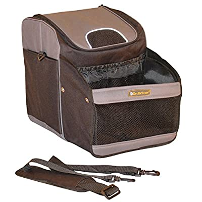 Dr. Driver Travel and Tailgate Cooler Bag with Shoulder Strap, Portable Trunk Organizer and Picnic Cooler Combo by