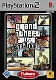Grand Theft Auto : San Andreas Platinum(PS2)