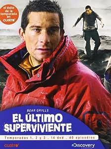 El Último Superviviente - Temporadas 1 + 2 + 3 [DVD
