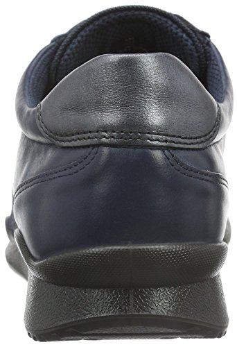 Mujer para Azul Ecco Marine Zapatillas Black52668 Mobile Marine III Ecco 66qIX4
