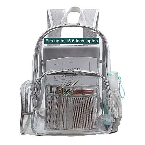 c486d94323f3 Jual Large Clear Backpack
