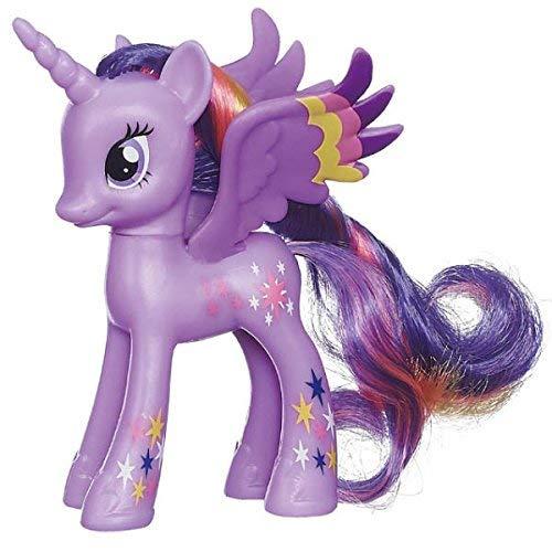 My Little Pony Friendship is Magic Cutie Mark Magic Princess Twilight Sparkle /& Sunset Breezie Figure 2-Pack Hasbro A8743AS00