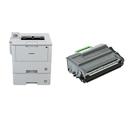Brother HL-L6400DW - Impresora láser profesional monocromo ...
