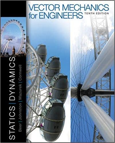 Amazon vector mechanics for engineers statics and dynamics vector mechanics for engineers statics and dynamics 10th edition fandeluxe Image collections