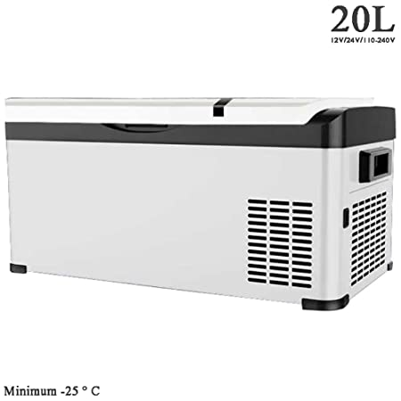 YNWJ Nevera Portatil 12V Compresor 24V/220-240V Nevera Portatil ...