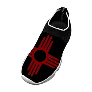 Amazon Vchat Fly Knit Leisure Shoes Zia Symbol Clip Art