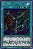 Yu-Gi-Oh! - Legend of Heart (DRLG-EN006) - Dragons of Legend - 1st Edition - Secret Rare