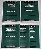 2004 Chrysler Pacifica Service & Diagnostic Manuals (Chrysler CS Platform, 5 Volume Set)