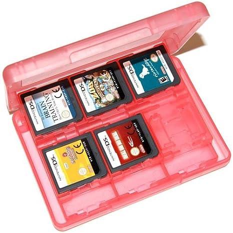 Assecure - Estuche para almacenar cartuchos de Nintendo 3DS y ...