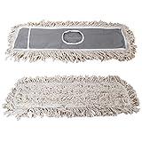 "JINCLEAN 24"" Industrial Class Cotton Floor Mop"