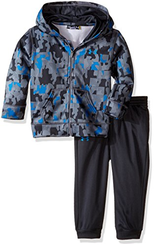 Under Armour Baby' Active Hoodie and Pant Set, Overcast G...