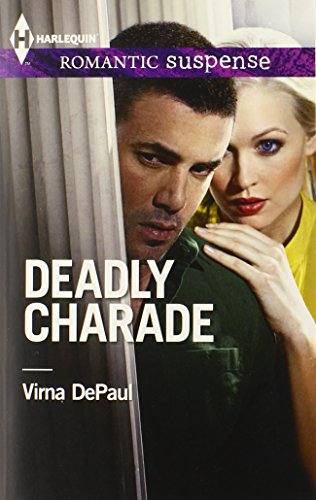 book cover of Deadly Charade