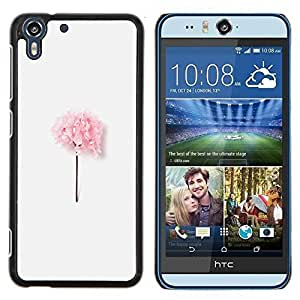 Dragon Case - FOR HTC Desire EYE M910x - miss you so much - Caja protectora de pl??stico duro de la cubierta Dise?¡Ào Slim Fit