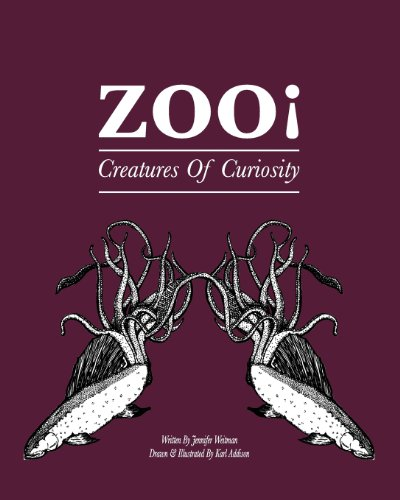 Zoo! Creatures Of Curiosity: A Fictitious Scientific Journal [Addison, Karl - Weitman, Jennifer] (Tapa Blanda)
