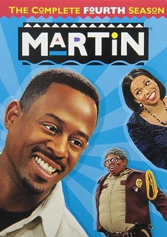 Martin: Season 4 (Martin Lawrence Comedy Dvd)