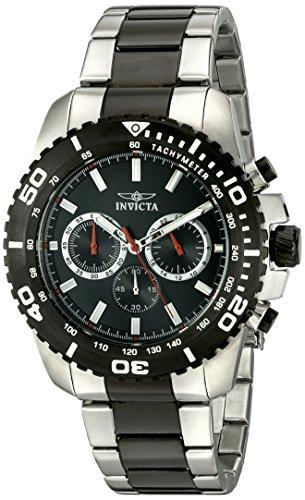 Invicta Men's 19844 Pro Diver Analog Display Quartz Two Tone Watch