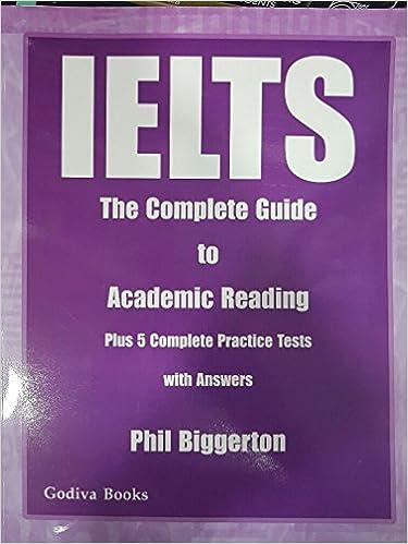 ielts full academic reading practice test