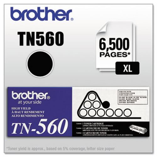 BRTTN560 - Brother TN560 High-Yield Toner